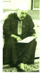 گفتگوباعثمان طه خطاط معروف قرآن