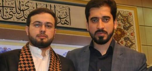 حسن دانش و حاج حسنی کارگر